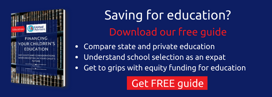 Download our free guide to financing your child's education