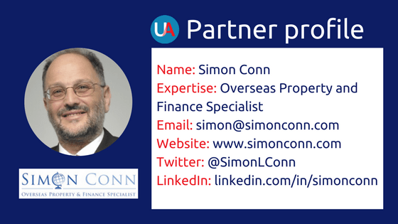 Simon Conn United Advisers Partner Profile